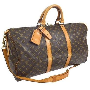 LV luggage bag