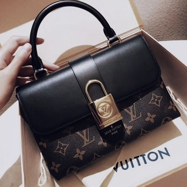 LV Locky handbag