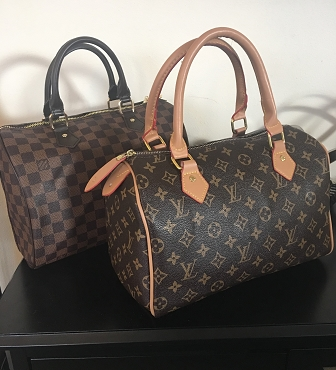 LV Speedy handbag